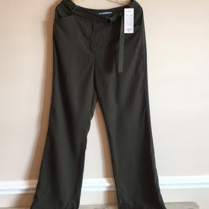 Antonio Melani Olive Wide Leg Pants NWT